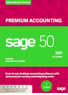 Sage 50 Peachtree Premium Accounting