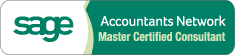 Sage 50 Master Certified Consultant